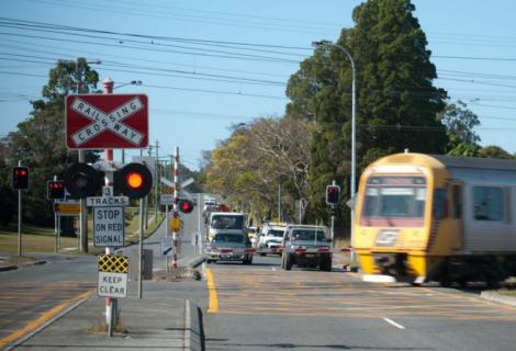 Prioritisation of open level rail crossing eliminations