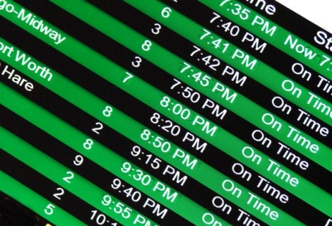 Real time passenger information options paper