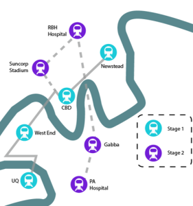 Labor Map