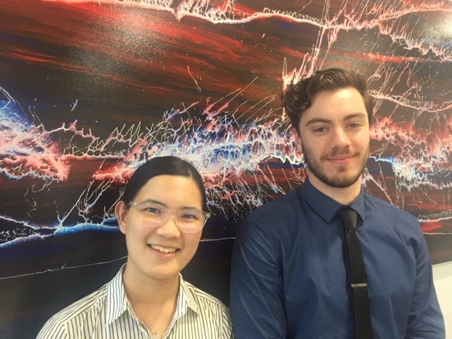 NineSquared welcomes students from UQ and Griffith University