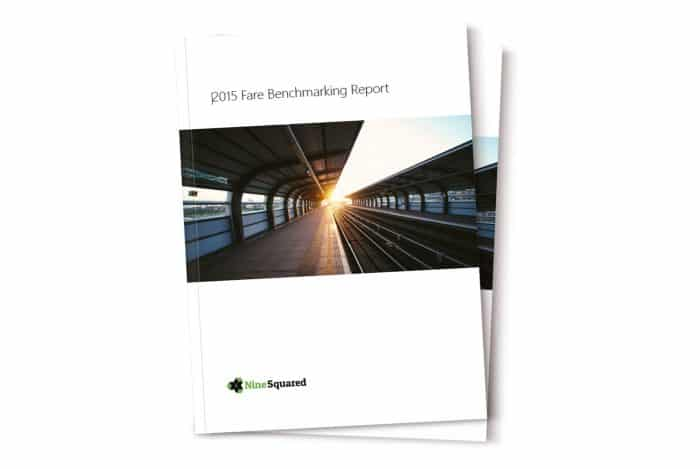 Transit Fare Benchmarking Report 2015