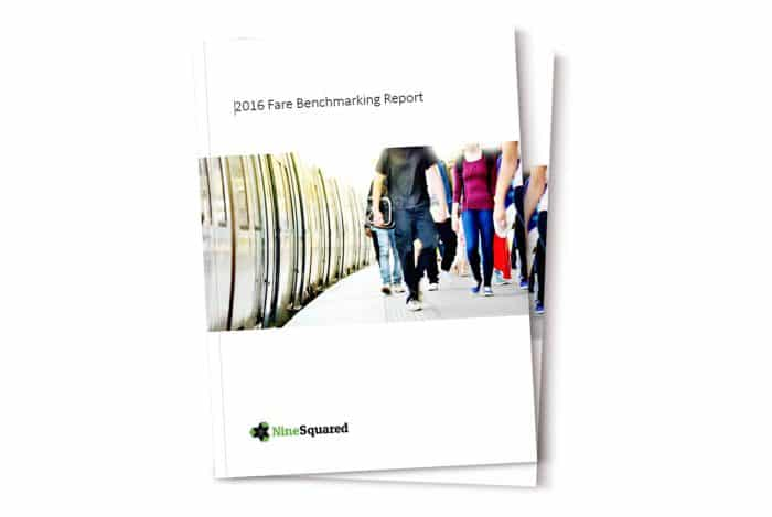 Transit Fare Benchmarking Report 2016